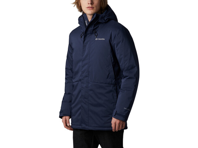 Columbia Northbounder TurboDown Parka Herren collegiate navy heather